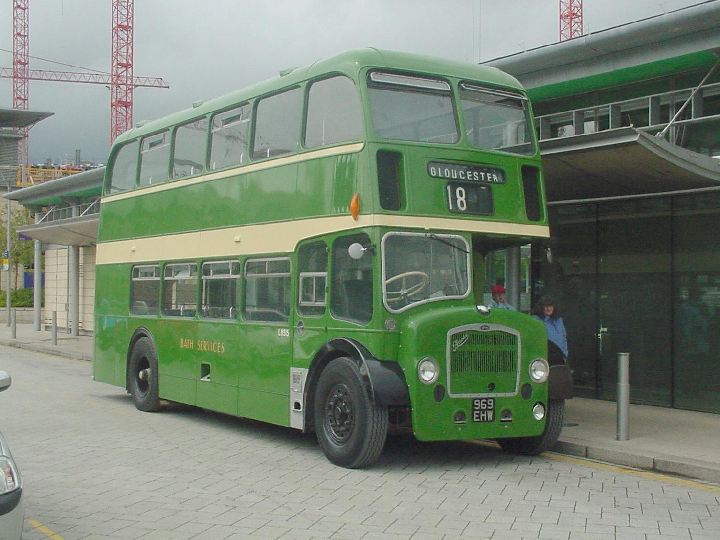 The classic Bristol Lodekka